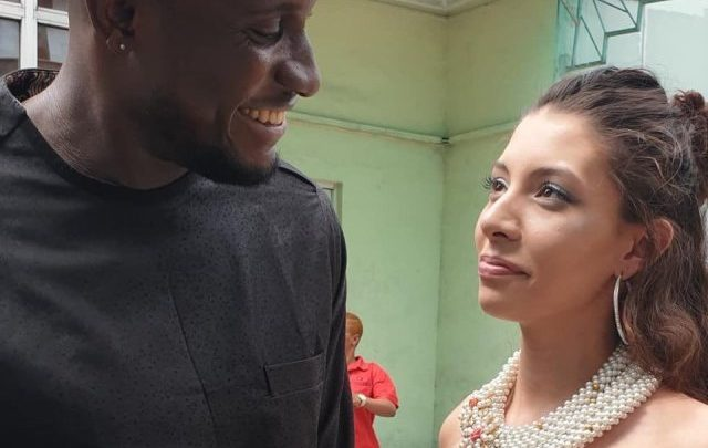 BBNaija's Angel meets, falls in love and marries Canadian woman in one week