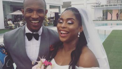 Photo of Actor, Gideon Okeke holds white wedding (PHOTOS)