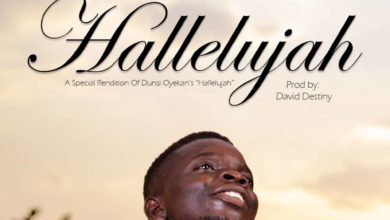 "Photo of Enjoy this spirit uplifting music ""HALLELUJAH"" by Boluwatiwi"