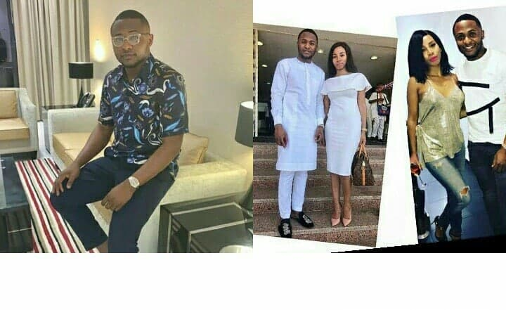 Photo of Ubi Franklin brags about impregnating his ex-worker, says 2 more kids to go