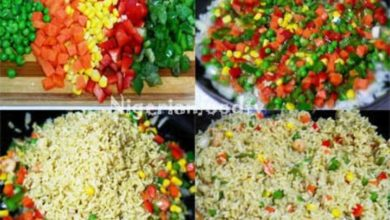 Photo of Easter Food Ideas: How to make spicy coconut fried rice
