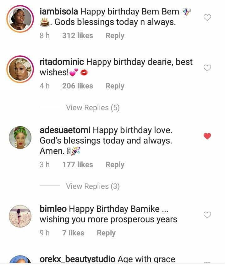 BamBam at 30: Teddy A leads as Top celebrities wish BBNaija star