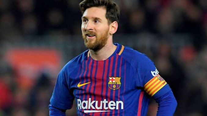 Photo of Messi reveals what Guardiola did to him
