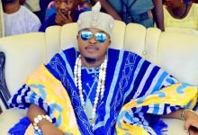 Photo of Oluwo Of Iwo reveals why he beat up the Agbowu of Ogbagbaa