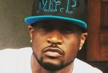 Photo of Peter Okoye shares throwback photo