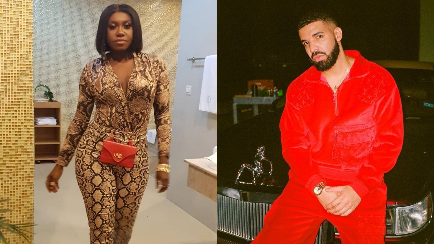 Photo of Niniola calls Drake her 'new bestie' as he requests her song on radio