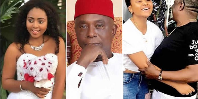 Photo of Real Reasons I Married 19-Year-old Actress Regina Daniels — 59-year-old Ned Nwoko Explains