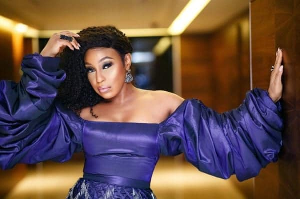 Rita Dominic wows as she steps out for 2019 UBA CEO Awards