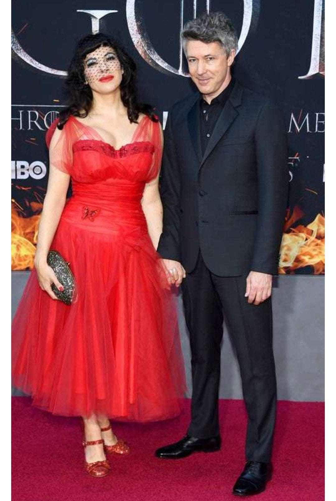 Photo of Game of Thrones: Red carpet photos from the New York premiere