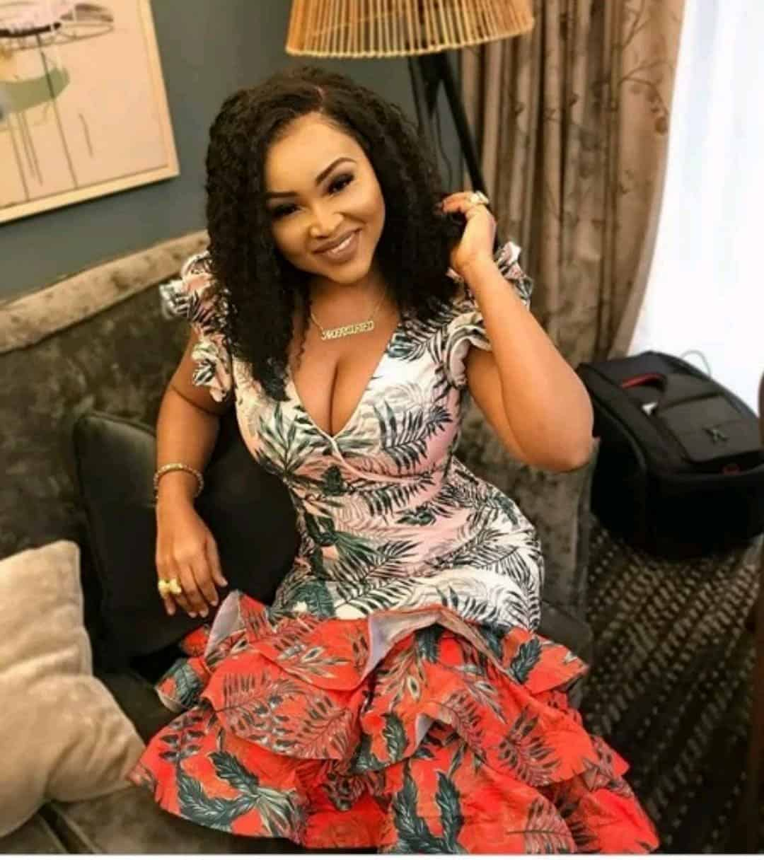 Photo of Mercy Aigbe shuts down critics after controversial outfit to London event (Photos)