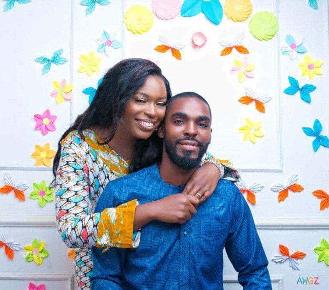 Photo of Lady who found love after NYSC shares amazing pre-wedding photos