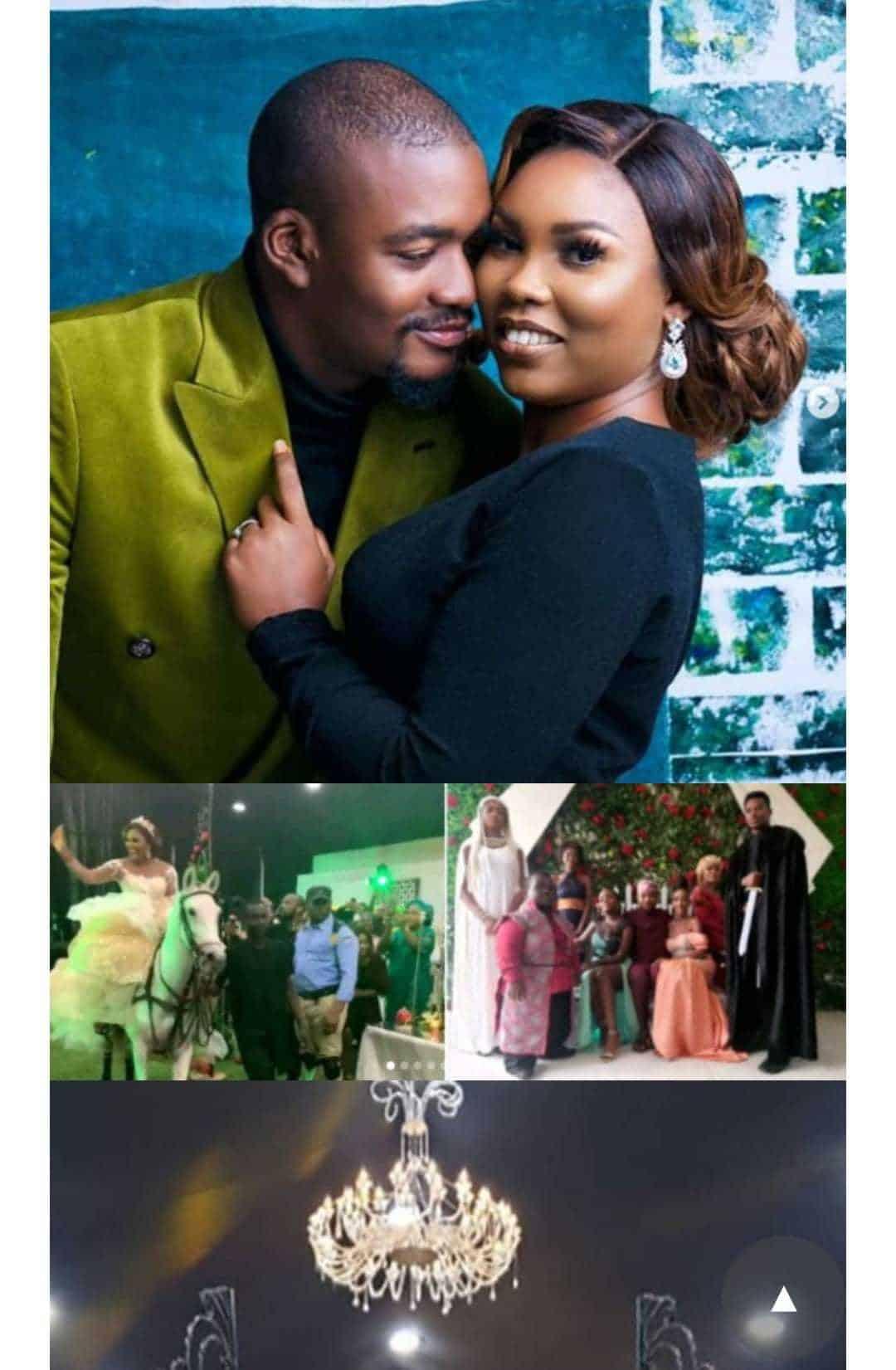 Photo of Nigerian couple host Game of Thrones themed wedding (Photos)