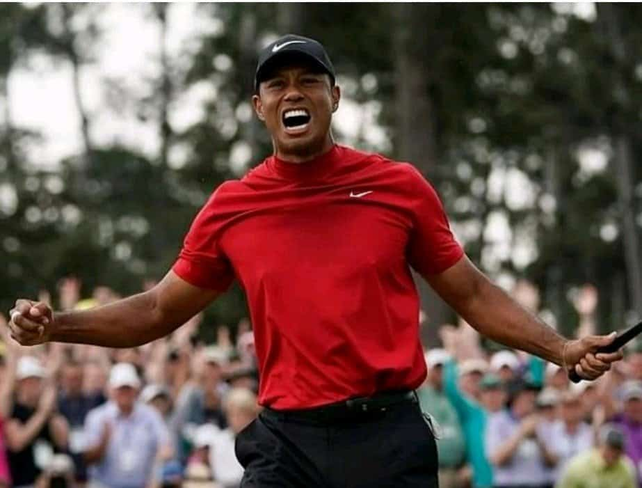 Photo of Trump, Serena Williams, Akinwunmi Adesina, others praise Tiger Woods for his comeback