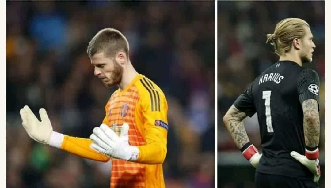 Photo of De Gea named the New Karius after blunder against Barcelona (Photos)