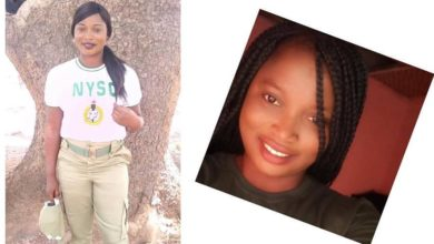Photo of Lady who sponsored herself through higher institution dies after NYSC parade