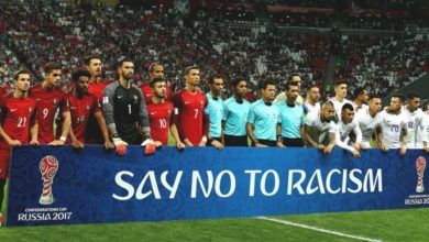 Photo of Footballers to boycott social media today in protest against racism
