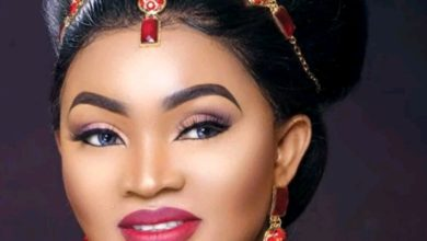 Photo of Mercy Aigbe reveals Toke Makinwa just bought a second house in Banana Island