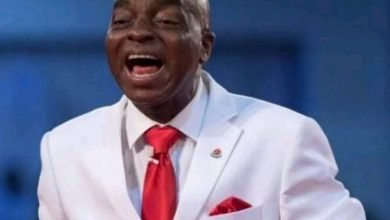 Photo of What Oyedepo said about Apostle Johnson Suleman's private jet