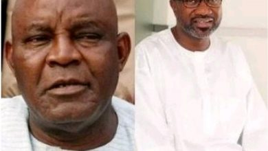 Photo of Otedola presents $50,000 cheque to Christian Chukwu for treatment abroad