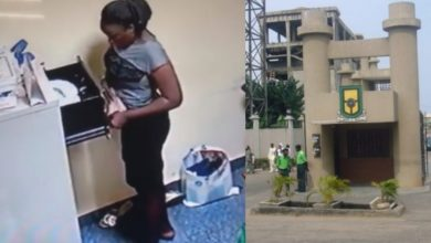 Photo of Yabatech IT student nabbed for stealing N500K
