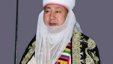 Photo of Chinese man, Mike Zhang bags chieftaincy title in Kano