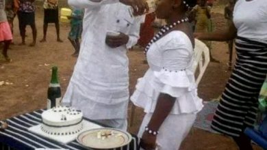 Photo of Serving Corp member dies 3 days after his traditional wedding
