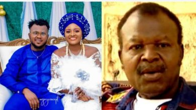 Photo of Daughter of Nollywood actor Pete Eneh gets married (Photos)
