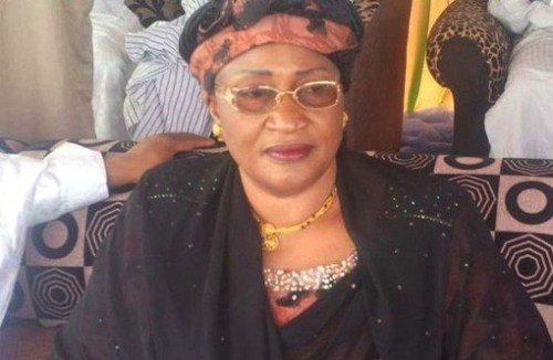 Photo of Mama Taraba cries for prayers, undergoes surgery