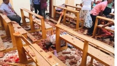 Photo of Sri Lanka Bombings: Deadly group responsible opens up