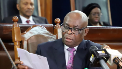 Photo of Calculated: Total amounts of money Onnoghen will forfeit in 5 bank accounts