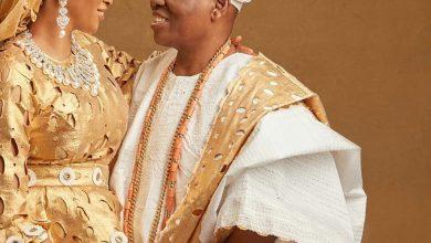 Photo of Billionaire wife, Shade Okoya celebrates birthday, wedding anniversary in style (photos)