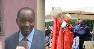 Photo of Bishop reveals what Churches should do to money received from thieves and prostitutes