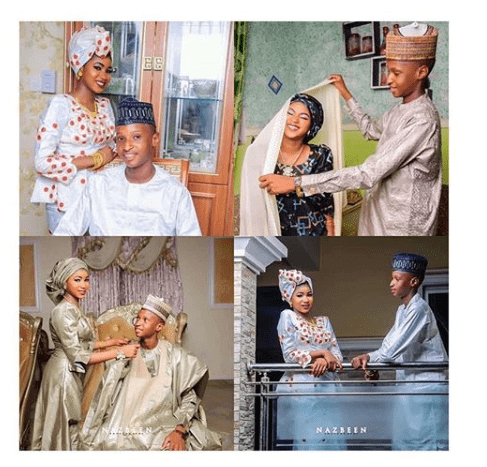 Photo of Teenage couple set to wed in Sokoto, release pre-wedding photos