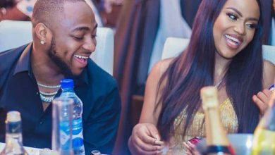 Photo of Davido responds as another woman accuses him of impregnating her