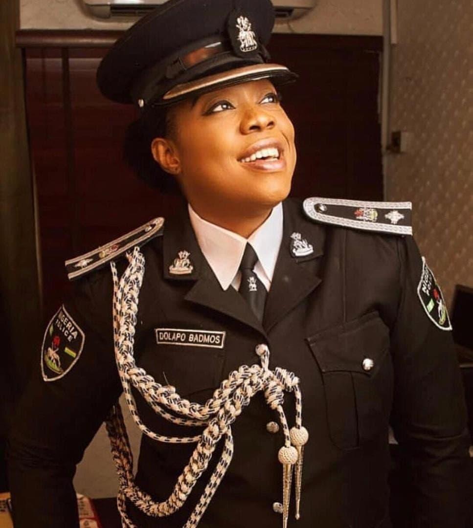 Photo of Police Public Relations Officer, Dolapo Badmos redeployed