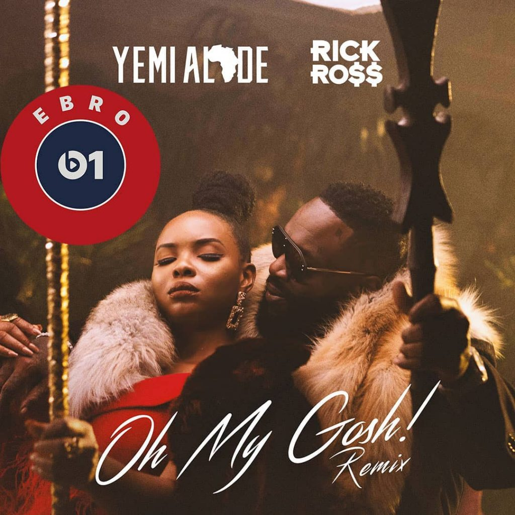 download mp3 Yemi Alade ft Rick Ross - oh my gosh remix mp3 download