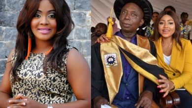 Photo of Helen Paul defends Regina Daniels' marriage to a billionaire husband