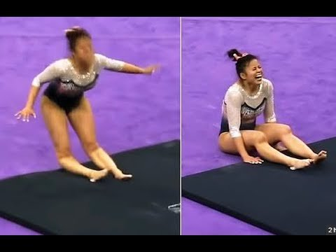 Horrific Injury Gymnast Samantha Cerio Retires After