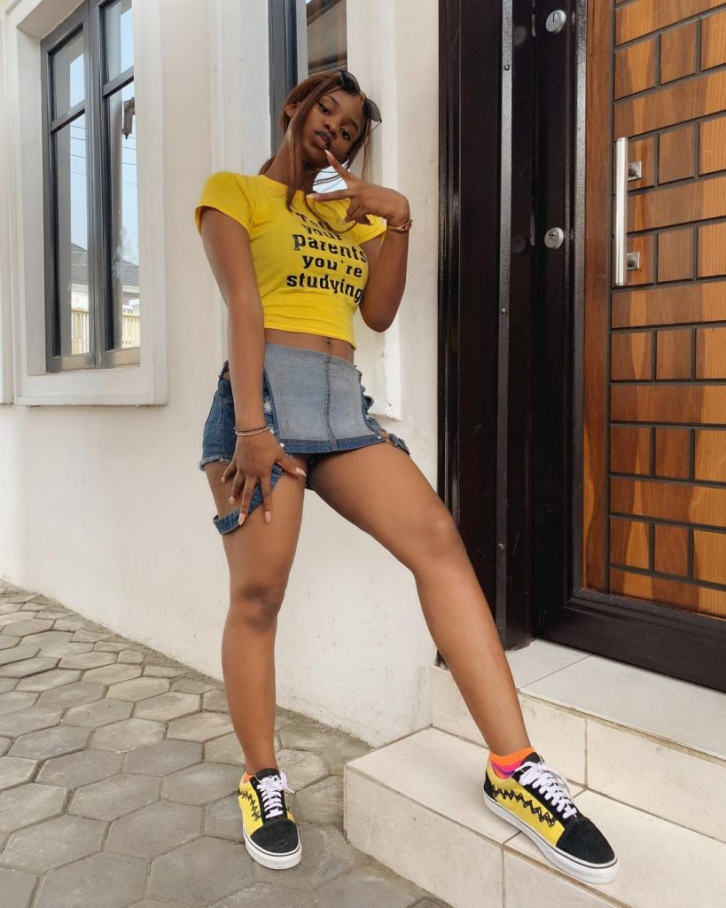 I am too young to have a boyfriend - Iyabo Ojo's daughter, Priscilla