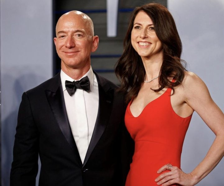 Photo of Jeff Bezos's wife, Makenzie Bezos becomes world's 3rd richest woman after messy divorce