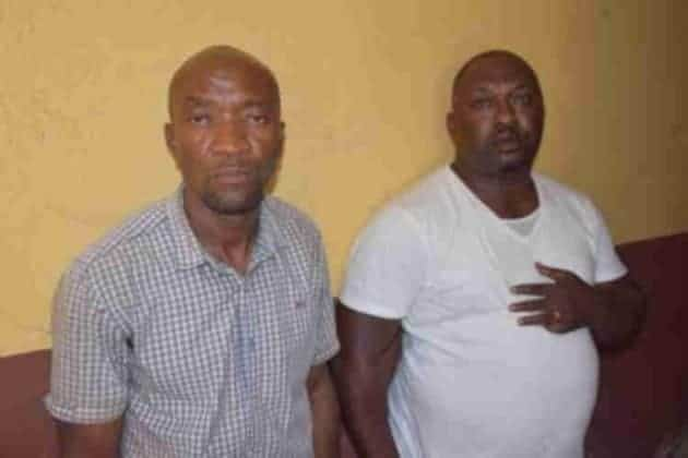 Photo of Inspector who 'Killed' Kolade Johnson finally gets his punishment