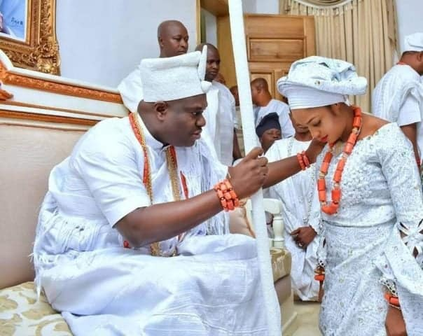Photo of Ooni of Ife's new wife, Prophetess Naomi marks 26th birthday in style (photos)