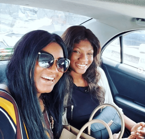 Photo of Omotola Jalade-Ekeinde gifts daughter with brand new BMW for her 22nd Birthday (photos)