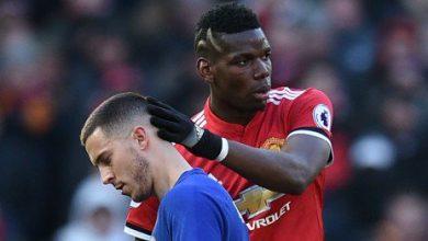 Photo of Hazard missing as Pogba makes PFA list