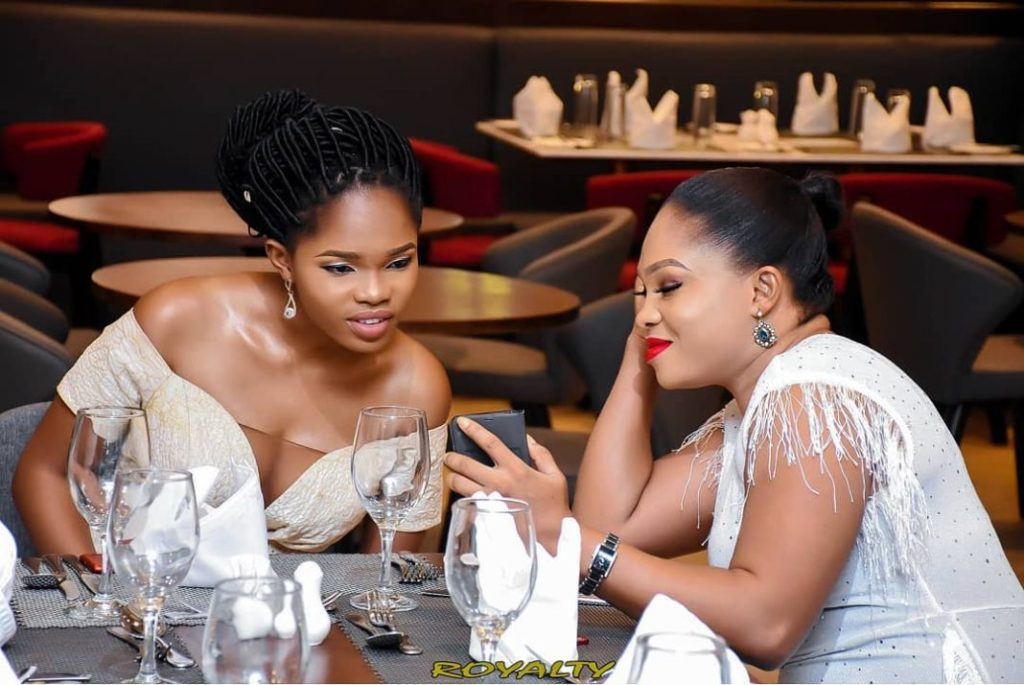 Regina chukwu and daughter, regina cukwu,
