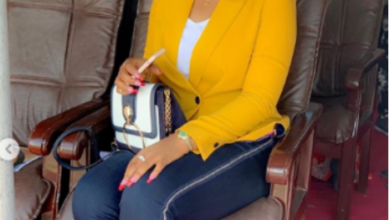 Photo of Regina Daniel's billionaire husband, Ned Nwoko gushes about her as they make first public appearance (photos)