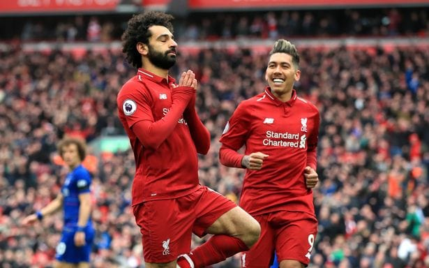 Photo of Why I posed like a yoga man in Liverpool's 2-0 win over Chelsea – Salah