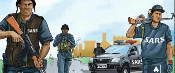Photo of Chaos as SARS officials kill footballer in Sagamu