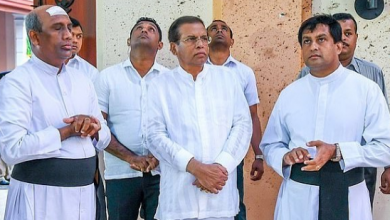Photo of Sri Lanka bomb blast: Country's Defense secretary resigns