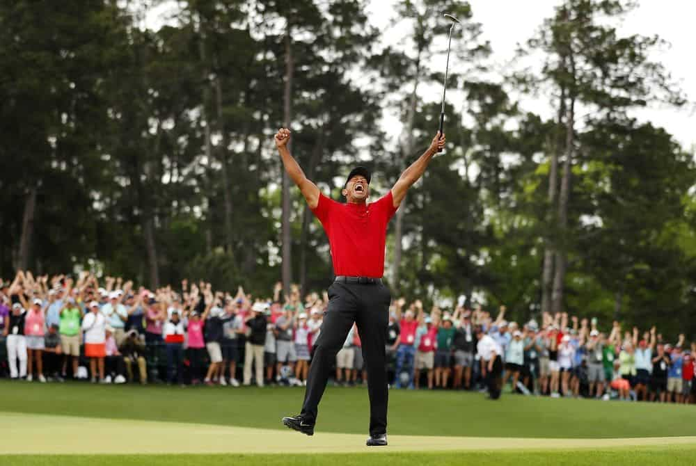 Photo of Tiger Woods wins first major title in more than a decade